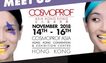 Igmaco exhibitor in COSMOPROF ASIA